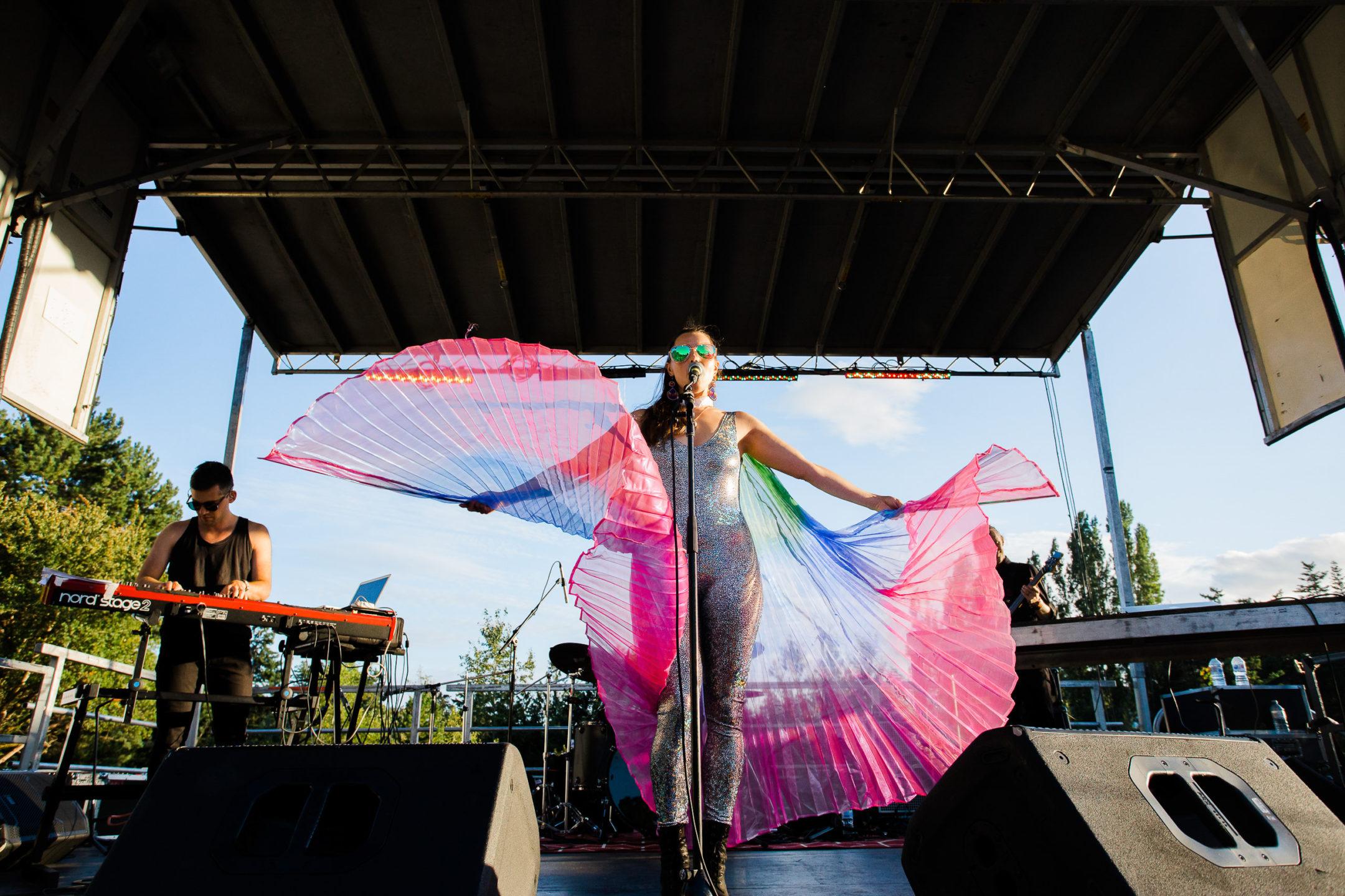Kaitlin Goulet Indigifest Performer