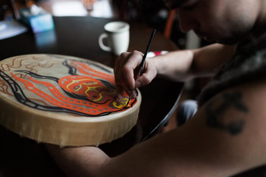 Indigenous Arts Scholarship BC Rejean Child