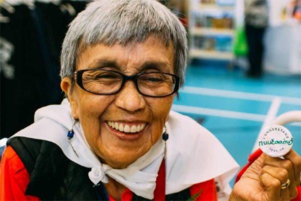 Languages Arts Cultures - happy woman